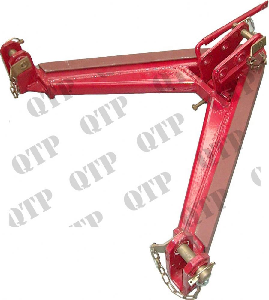 Tractor Quick Hitch Parts : Rear linkage quick hitch kit